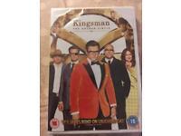 Kingsman 2 dvd