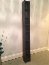 3 x black DVD racks (been collected)