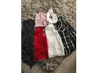 GIRLS BUNDLE CLOTHES ALL £5 EACH BUNDLE