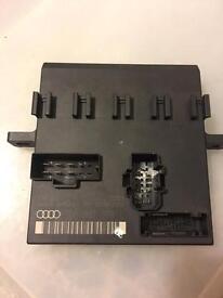 Audi A4 electrical system control unit
