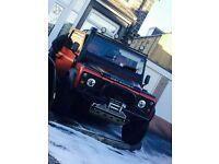 *Land Rover Defender TD5*