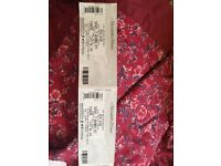 2x Royal Blood Tickets