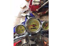 . Baotian 50cc moped bargain