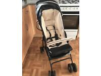 Hauck baby pushchair stroller buggy from birth