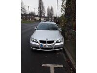 lovely BMW 320d test til june18 reluctant sale needing a 7 seater
