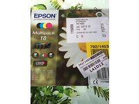 Epson multipack 18. Ink cartridge