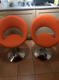 2 x Samba Swivel Chairs £60 pair ovno