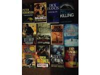Various books (60)
