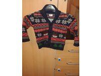 cardigan_boys _tesco_ f&f _ (9_12 months) _ both for 5 £s