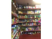 Off Licence Coner Shop, Self Service, Convenience Store. Confectionery, Tobacco etc in Walsall
