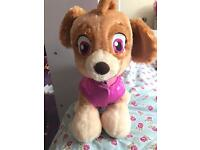 Build a bear Skye paw patrol