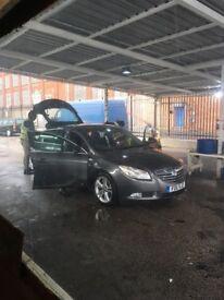 Vauxhall insignia 158 cdti (NAV) £3800ono