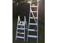 Clearance - Matching Ladders