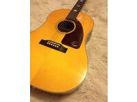 Epiphone Texan Guitar