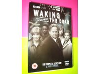 Job Lot; Waking The Dead {TV Series} DVD Series 1 2 3 4 5 6 {29 Discs}