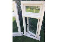 2 Oak windows