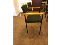 Office tables and chairs in reasonable condition