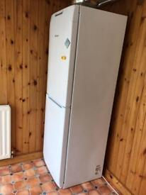 Hot point frost free fridge freezer
