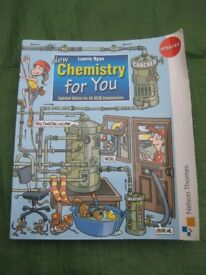 Chemistry for You by Lawrie Ryan - 2011 Edition - Updated for all GCSE Examinations