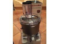 Kitchenaid Stand Mixer Food Processor Attachment New In Box