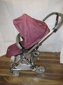 Mamas And Papas Urbo 2 Mulberry Pushchair