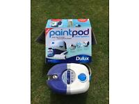Dulux paintpod with roller etc