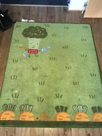 Ikea kids rug