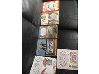 Set of 6 children books by Madonna