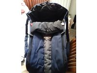 Baby carrier cot from phil&ted's buggy