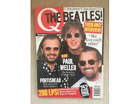 Q Magazine - December 1995 ISSUE No. 111 THE BEATLES PAUL WELLER PORTISHEAD VG