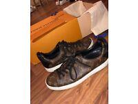 Men's Louis Vuitton Frontrow Sneaker - Size 9 UK