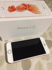 iPhone 6s 64 gb in great condition any SIM card