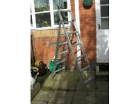 Multi task step ladders Abru good make see images