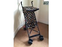 Child Baby Pushchair Buggy Stroller