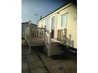 6 Berth Caravan to hire ,Golden Sands Holiday Park,Rhyl