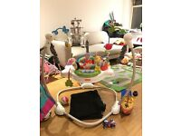 Baby Jumperoo- Fisher-Price Discover and Grow