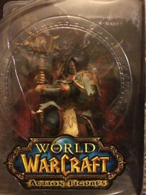 World Of Warcraft Human Paladin Series 7