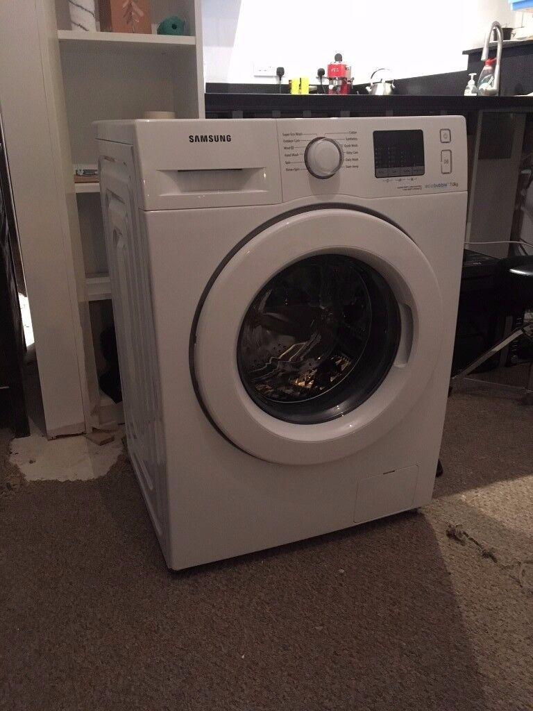 Samsung Washing Machine 7kg Ecobubble