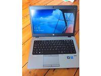 HP Elitebook 840 laptop - i7 8GB RAM SSD