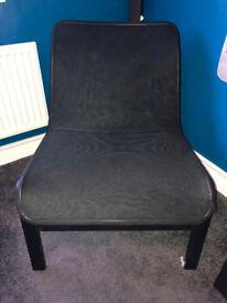 IKEA Nolmyra Easy Chair Black