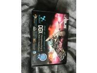 DGX Asus Sound Card