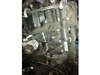 Toyota Yaris 09 1.3 Engine Bare