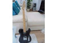 Fender Telecaster (With Symour Duncan Humbucker and Flight Case)
