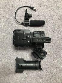 Sony FS700 (with 4K upgrade)