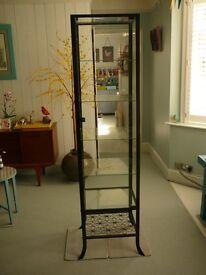 2 Ikea Kilngsbo Glass Door Cabinets £40 each