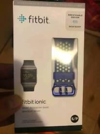 Fitbit sport bracelet