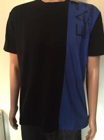 Brand new Men's EA7 Armani T-Shirt Size XXL