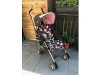 Maclaren Quest single stroller pushchair