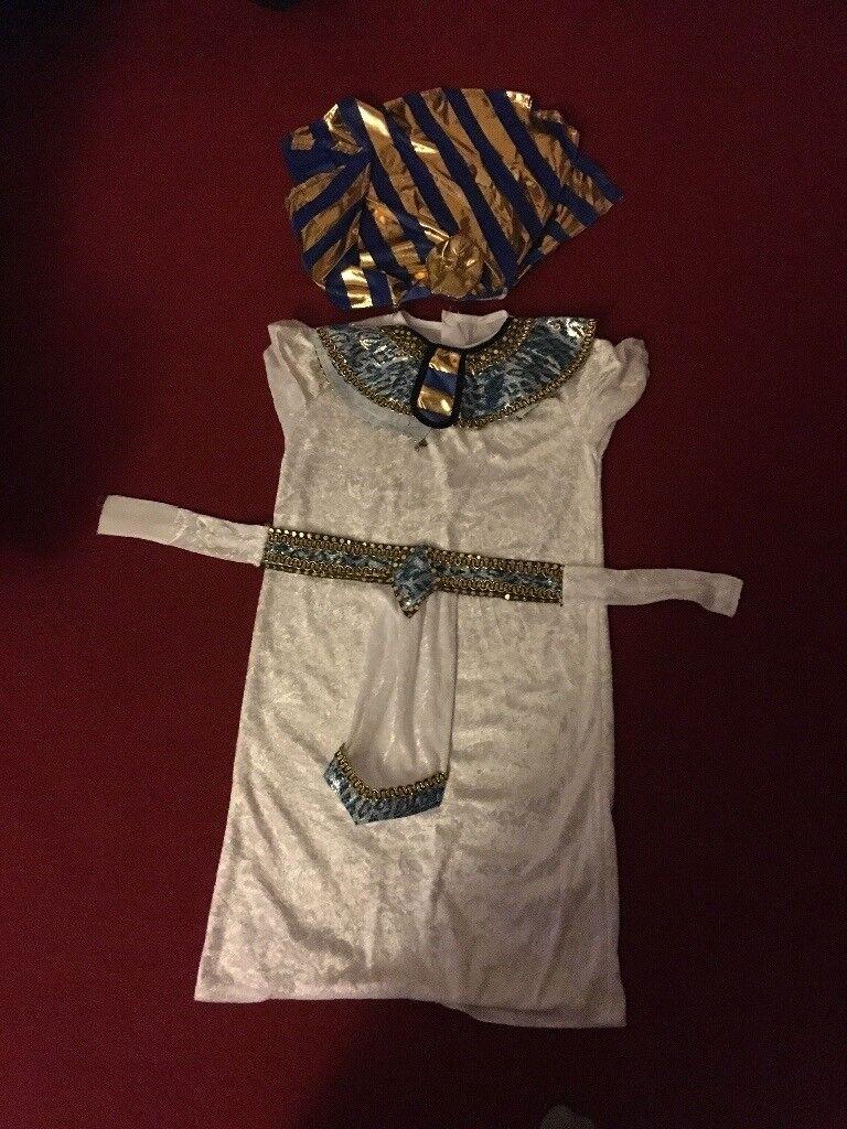 Egyptian kids costume