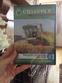 New! Grassmen ( Wilson farming part 4)